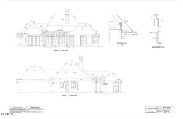 24920 Knollwood Dr, Pass Christian, MS 39571 (MLS #359787) :: Coastal Realty Group