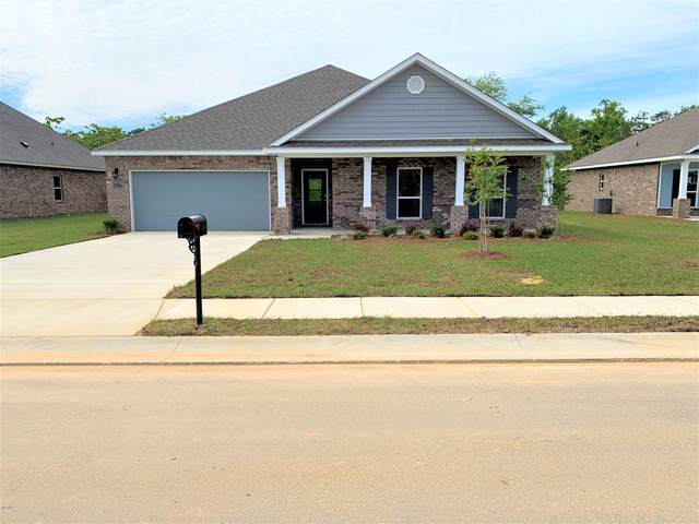 10627 Chapelwood Dr, Gulfport, MS 39503 (MLS #360202) :: Coastal Realty Group