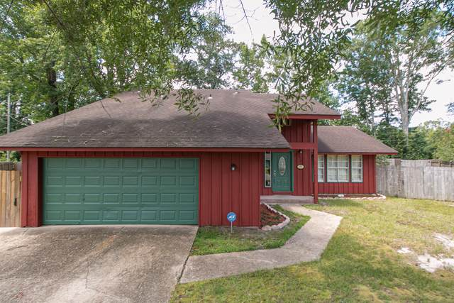 105 Shady Ct, Long Beach, MS 39560 (MLS #360226) :: Keller Williams MS Gulf Coast