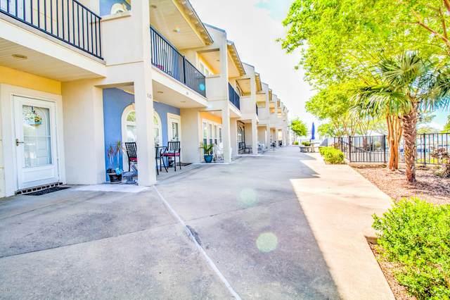548 W Beach Blvd #110, Long Beach, MS 39560 (MLS #360618) :: Coastal Realty Group