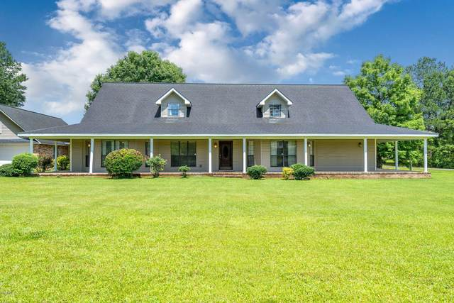 146 Lakeview Dr, Petal, MS 39465 (MLS #361733) :: The Sherman Group