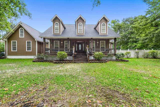 8216 Meadowdale Dr, Gautier, MS 39553 (MLS #361868) :: Coastal Realty Group