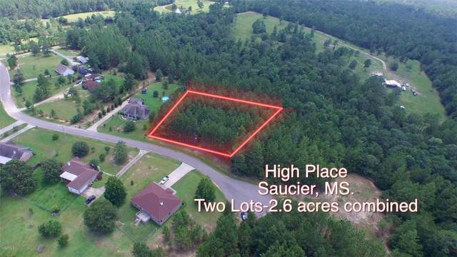 0 High Pl, Saucier, MS 39574 (MLS #362026) :: Coastal Realty Group