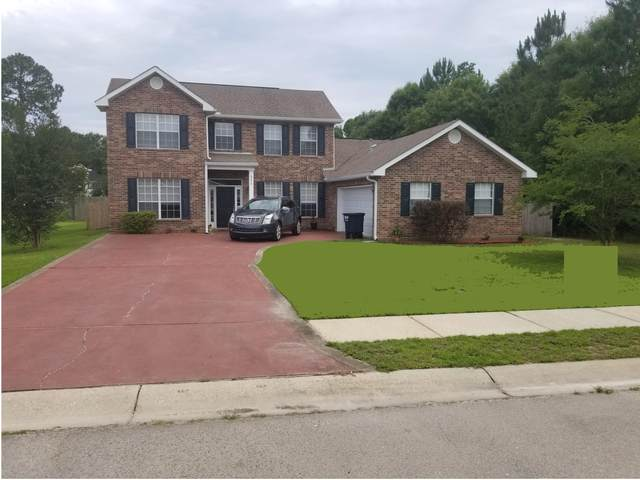4596 Pinehaven Dr, Ocean Springs, MS 39564 (MLS #362480) :: The Sherman Group