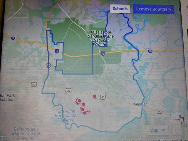 Lot 133 Iron Cv, Gautier, MS 39553 (MLS #362775) :: Berkshire Hathaway HomeServices Shaw Properties