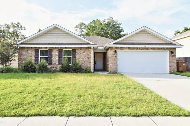 206 Lantana Blvd, Long Beach, MS 39560 (MLS #363321) :: The Sherman Group