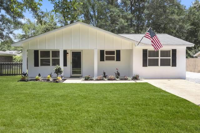 703 Pine Hills Rd, Ocean Springs, MS 39564 (MLS #363709) :: Coastal Realty Group
