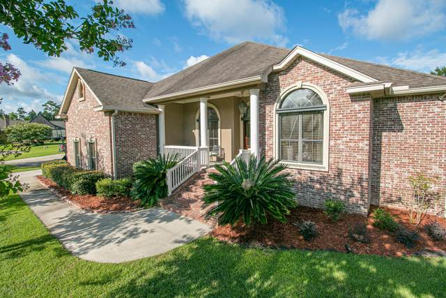 128 Belle Terre Ct, Long Beach, MS 39560 (MLS #364238) :: The Sherman Group