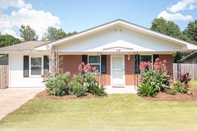 115 Lassere Cir, Long Beach, MS 39560 (MLS #364823) :: Berkshire Hathaway HomeServices Shaw Properties