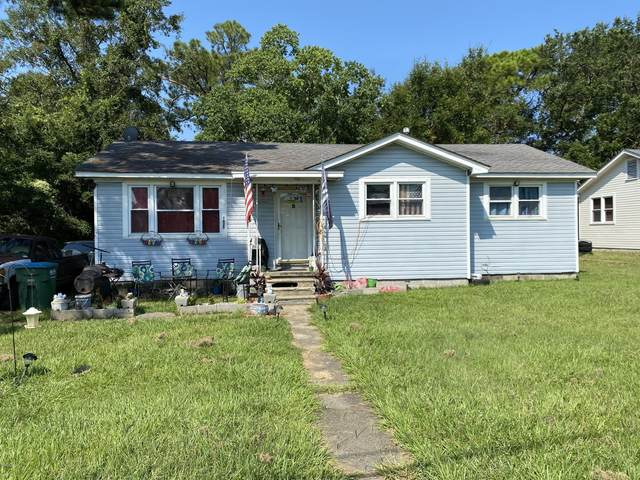 1641 Broad Ave, Gulfport, MS 39501 (MLS #365114) :: The Sherman Group