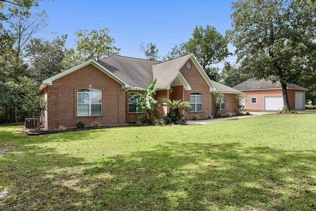 1413 Magnolia Bluff Dr, Gautier, MS 39553 (MLS #365409) :: Coastal Realty Group