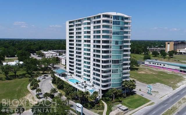 2060 Beach Blvd #1107, Biloxi, MS 39531 (MLS #365448) :: Coastal Realty Group