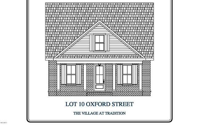 Lot 10 Oxford St Lot 10, Biloxi, MS 39532 (MLS #365656) :: Keller Williams MS Gulf Coast
