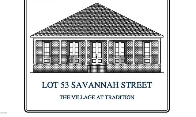 Lot 53 Savannah St Lot 53, Biloxi, MS 39532 (MLS #365664) :: Keller Williams MS Gulf Coast
