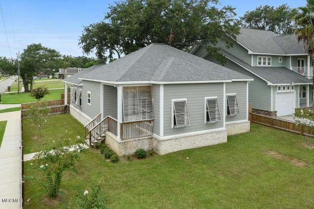 308 South Cleveland Avenue, Long Beach, MS 39560 (MLS #365679) :: The Sherman Group