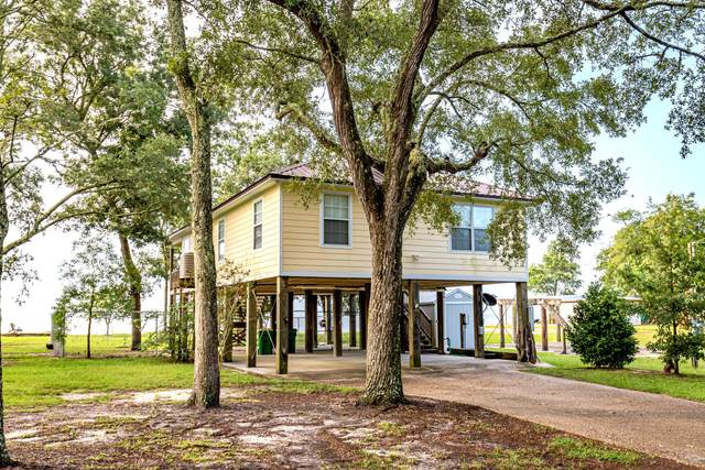 4933 E Belle Fontaine Dr, Ocean Springs, MS 39564 (MLS #365721) :: Keller Williams MS Gulf Coast