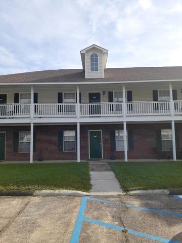 5080 Gautier Vancleave Rd E13, Gautier, MS 39553 (MLS #365737) :: The Sherman Group