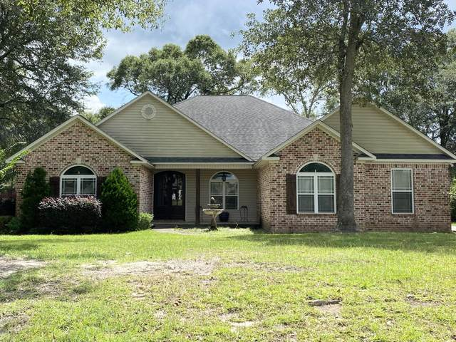 5406 Huckleberry Ln, Moss Point, MS 39562 (MLS #365916) :: The Sherman Group