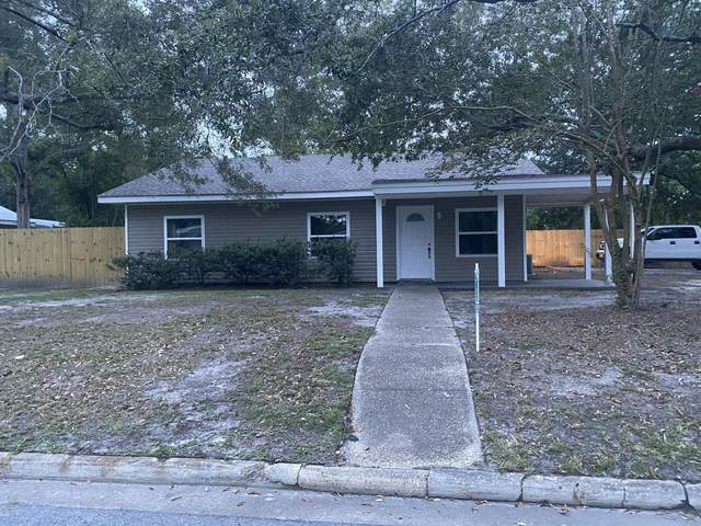 1002 Oliver St, Pascagoula, MS 39567 (MLS #366311) :: The Demoran Group of Keller Williams