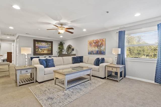 1282 Beach Blvd #210, Biloxi, MS 39530 (MLS #366345) :: The Sherman Group