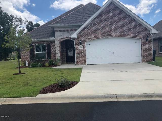 226 Fairway Villas Cir, Diamondhead, MS 39525 (MLS #366430) :: Keller Williams MS Gulf Coast
