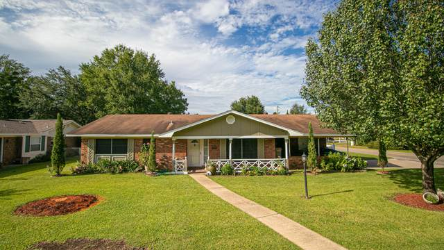 15274 N Parkwood Dr, Gulfport, MS 39503 (MLS #366560) :: The Sherman Group