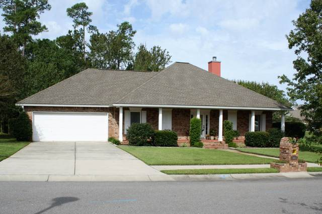 455 Channel Mark Dr, Biloxi, MS 39531 (MLS #366631) :: Coastal Realty Group
