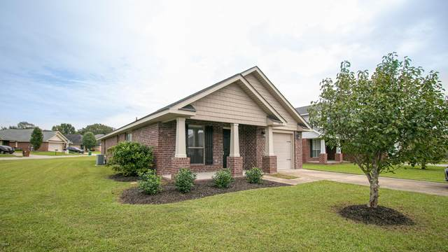 14616 Canal Crossing Blvd, Gulfport, MS 39503 (MLS #366713) :: Coastal Realty Group