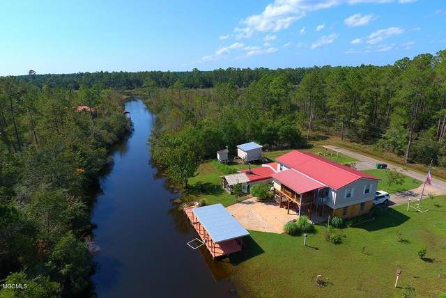 6105 3rd St, Bay St. Louis, MS 39520 (MLS #366841) :: Berkshire Hathaway HomeServices Shaw Properties