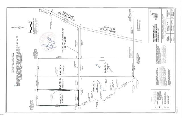 C Mcleod Country Rd, Pass Christian, MS 39571 (MLS #367177) :: Biloxi Coastal Homes