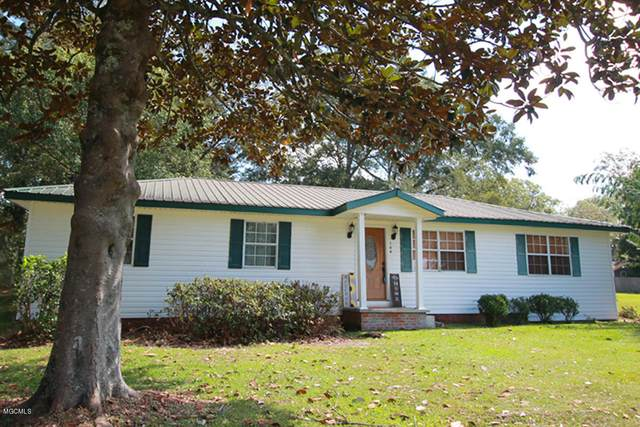 164 Mill St, Lucedale, MS 39452 (MLS #367516) :: Berkshire Hathaway HomeServices Shaw Properties