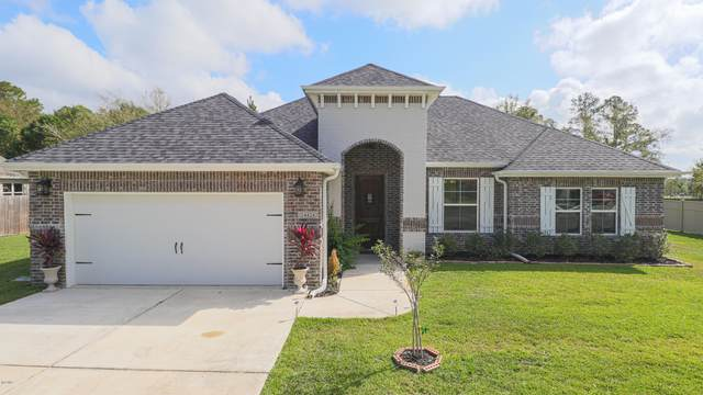 14424 Duckworth Cv, Gulfport, MS 39503 (MLS #367781) :: The Demoran Group of Keller Williams