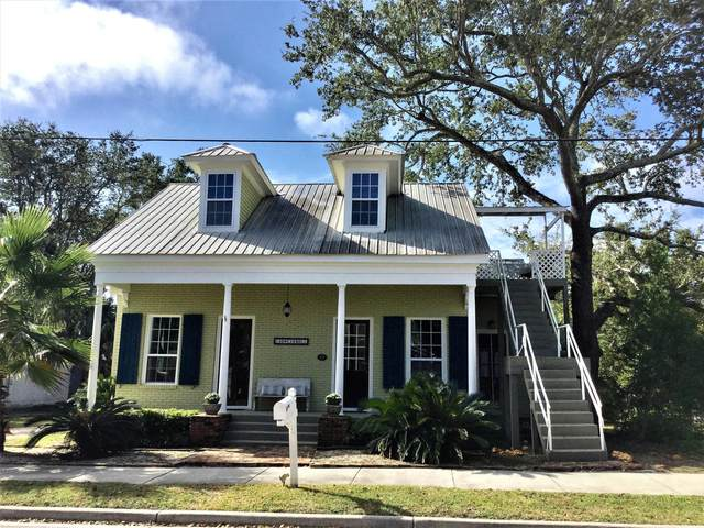 130 Carroll Ave, Bay St. Louis, MS 39520 (MLS #367851) :: Berkshire Hathaway HomeServices Shaw Properties
