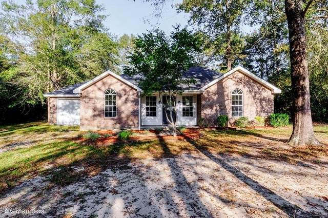 46 Quail Ridge Ln, Mchenry, MS 39561 (MLS #367927) :: Berkshire Hathaway HomeServices Shaw Properties