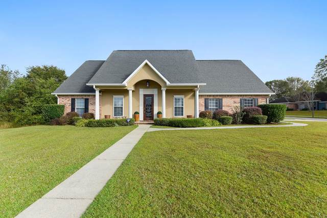 15405 Overlook Dr, Gulfport, MS 39503 (MLS #367937) :: Berkshire Hathaway HomeServices Shaw Properties