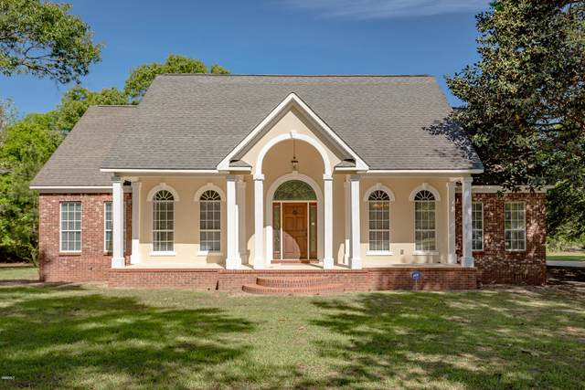 17317 River Place Dr, Vancleave, MS 39565 (MLS #367952) :: Berkshire Hathaway HomeServices Shaw Properties