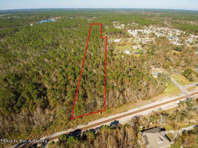 0 Lang Ave, Pass Christian, MS 39571 (MLS #368491) :: Berkshire Hathaway HomeServices Shaw Properties