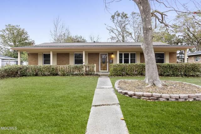 1002 Wilson Dr, Gulfport, MS 39507 (MLS #368758) :: Berkshire Hathaway HomeServices Shaw Properties