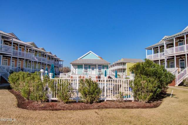 1515 W Beach Blvd #116, Pass Christian, MS 39571 (MLS #369290) :: Berkshire Hathaway HomeServices Shaw Properties