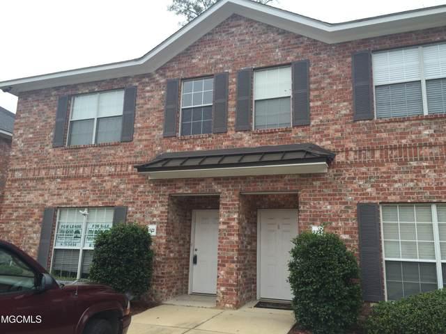 209 Armand Oaks #209, Ocean Springs, MS 39564 (MLS #369409) :: Berkshire Hathaway HomeServices Shaw Properties
