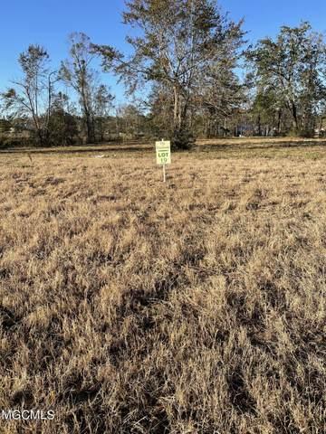 Lot 19 Wetzel Dr, Biloxi, MS 39532 (MLS #369592) :: Berkshire Hathaway HomeServices Shaw Properties