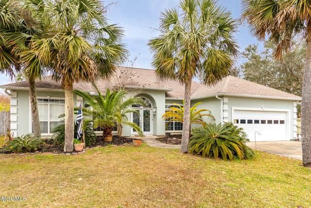 14 Ryan Cir, Long Beach, MS 39560 (MLS #370127) :: Berkshire Hathaway HomeServices Shaw Properties