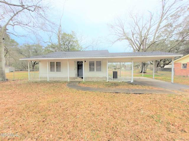 3624 Rollins Ave, Moss Point, MS 39563 (MLS #371116) :: Coastal Realty Group