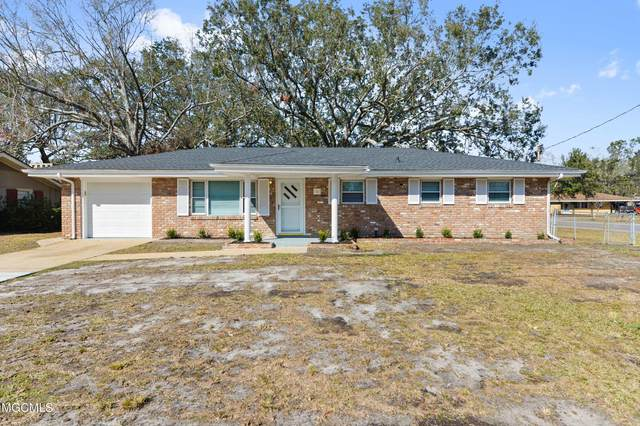 101 Sunhaven Dr, Ocean Springs, MS 39564 (MLS #371163) :: Berkshire Hathaway HomeServices Shaw Properties