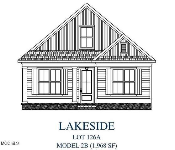 126a Carrolton St Lot 126A, Biloxi, MS 39532 (MLS #371531) :: Dunbar Real Estate Inc.