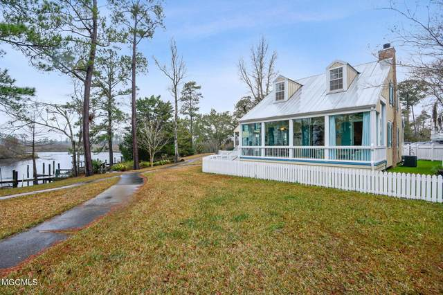 16 Devils Elbow, Diamondhead, MS 39525 (MLS #371576) :: The Sherman Group