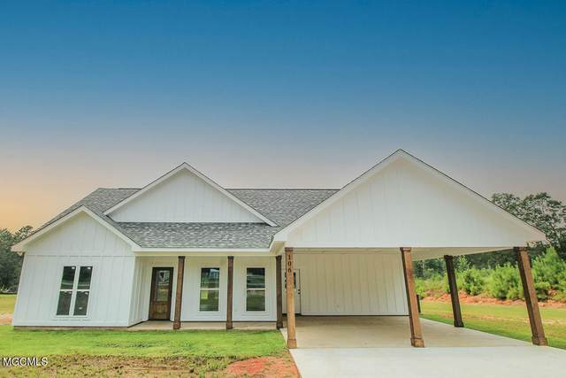 106 Water Oak Dr., Lucedale, MS 39452 (MLS #371790) :: The Sherman Group