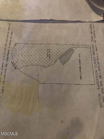 Lot 55 Pine Needle Cir, Gautier, MS 39553 (MLS #371886) :: Coastal Realty Group