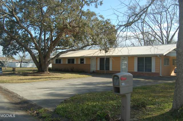 105 Yucca Dr, Long Beach, MS 39560 (MLS #372166) :: The Sherman Group