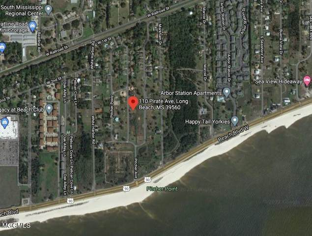 110 Pirate Ave, Long Beach, MS 39560 (MLS #372296) :: The Sherman Group